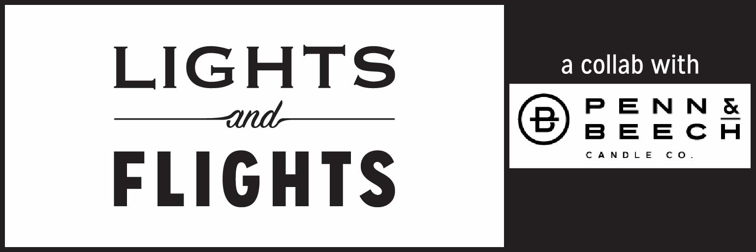 Lights & Flights with Penn & Beech Candle Co.